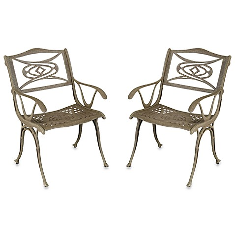 Home Styles Malibu Dining Chair (Set of 2)