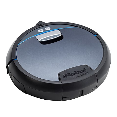 irobot scooba 390 floor washing robot bed bath beyond. Black Bedroom Furniture Sets. Home Design Ideas