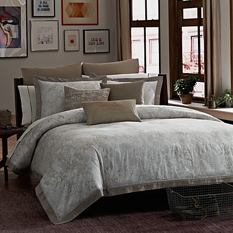 Kenneth Cole Reaction Home Python King Pillow Sham