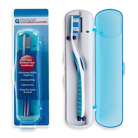 ProFloss® Toothbrush Sanitizer