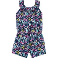 carter's® Size 3M Floral Ruffle Romper