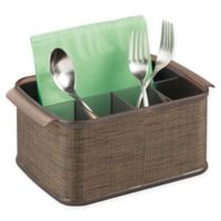 Twillo Cutlery Caddy in Bronze/Sand