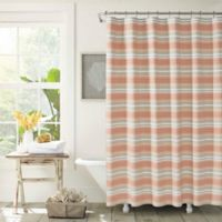 Tommy Bahama® Sunrise Stripe Shower Curtain