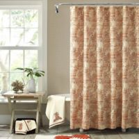 Tommy Bahama® Batik Pineapple Shower Curtain