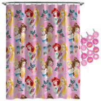 Disney® Princess Sassy Shower Curtain