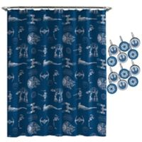 Star Wars™ Vehicles Shower Curtain and Hooks Set