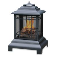 UniFlame® Wood Burning Fire Pit