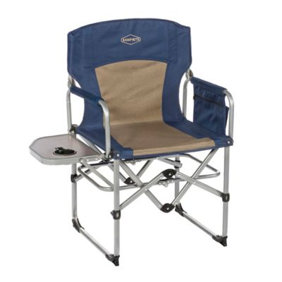 a8c5909e20 Kamp-Rite® Compact Director's Chair in Blue/Tan