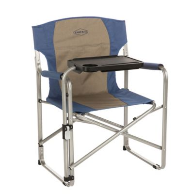 ed6bc8c891 Kamp-Rite® Folding Director's Camp Chair with Swivel Tray