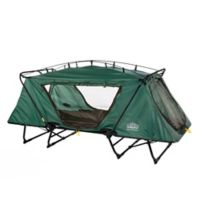 Kamp-Rite® 1-Person Oversized Tent Cot in Green
