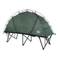 Kamp-Rite® 1-Person Compact XL Tent Cot in Green