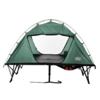 Kamp-Rite® 2-Person Double Compact Tent Cot in Green