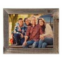 Designs Direct 14-Inch x 11-Inch Framed Wood Print with 2-Inch Frame