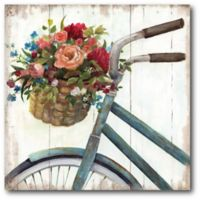 Courtside Market™ Sunday Ride Canvas Wall Art 16-Inch x 1.5-Inch Framed Wrapped Canvas