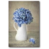 Courtside Market™ Summer Blues 12-Inch x 1.5-Inch Framed Wrapped Canvas