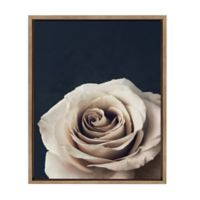Kate And Laurel® 18-Inch x 24-Inch Framed Canvas in Gold