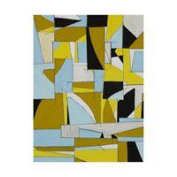 Trademark Fine Art Windows of San Francisco 35-Inch x 47-Inch Canvas Wall Art