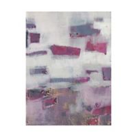 Trademark Fine Art Tilde 35-Inch x 47-Inch Abstract Wrapped Canvas Wall Art