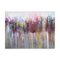 Trademark Fine Art Morados I 32-Inch x 24-Inch Canvas Wall Art
