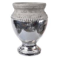 A&B Home Uma Ceramic Pedestal Vase