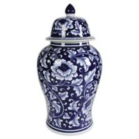 A&B Home Aline 18-Inch Ceramic Ginger Jar Collection