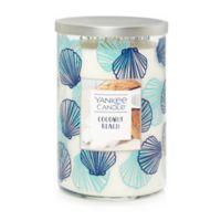 Yankee Candle® Coconut Beach Large Seashell Tumbler Candle