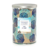 Yankee Candle® Sun & Sand® Large Seashell Tumbler Candle