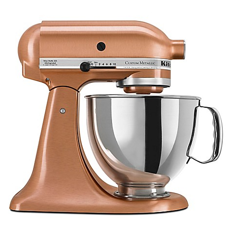 kitchenaid 5 quart artisan custom metallic stand mixer. Black Bedroom Furniture Sets. Home Design Ideas