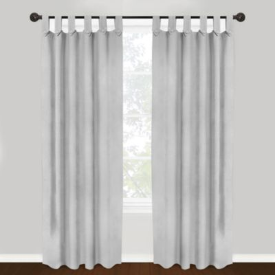 Buy Cotton Tab Top Curtains from Bed Bath & Beyond