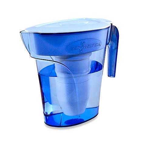 zerowater 6 cup pitcher bed bath beyond. Black Bedroom Furniture Sets. Home Design Ideas