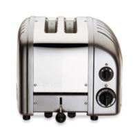Dualit® 2-Slice NewGen Classic Toaster in Charcoal