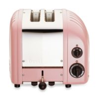 Dualit® 2-Slice NewGen Classic Toaster in Pink