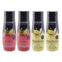 Sodastream® 4-Pack 18 oz. Mocktails Variety Pack