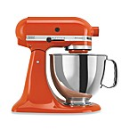 KitchenAid® Artisan® 5 qt. Stand Mixer in Persimmon