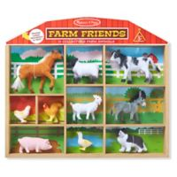 Melissa & Doug® 10-Piece Farm Friends Collectible Set