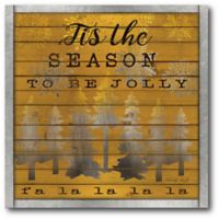 Courtside Market™ Tis The Season Ii 16-Inch x 1.5-Inch Framed Wrapped Canvas