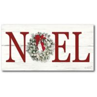 Courtside Market™ Christmas Noel 12-Inch x 1.5-Inch Framed Wrapped Canvas