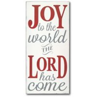 Courtside Market™ Joy In The Lord 12-Inch x 1.5-Inch Framed Wrapped Canvas