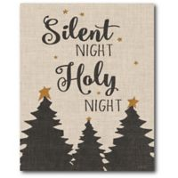 Courtside Market™ Silent Night Linen 16-Inch x 1.5-Inch Framed Wrapped Canvas