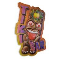 Tiki Bar 25-Inch x 9-Inch Wall Art