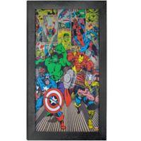 Avengers 1-Inch x 19-Inch Framed Print