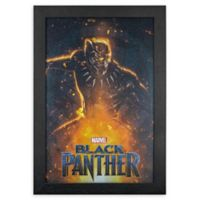 Black Panther 1-Inch x 19-Inch Framed Print