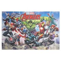 Avengers 1.5-Inch x 24-Inch Wrapped Canvas