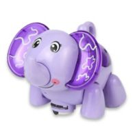 LINSAY® Baby Elephant Smart Toy with LED Lights in Purple