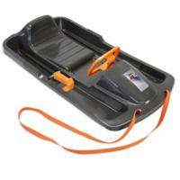 Snow Fox Sled in Anthracite