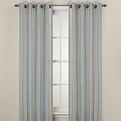 Lauren Stripe Window Curtain Panel Bed Bath Amp Beyond