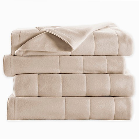 Holmes® Cozy Fleece Queen Heated Blanket