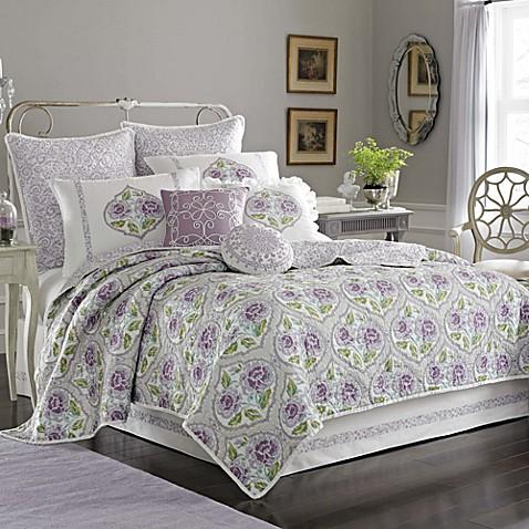 Dena Home French Lavender Quilt Bed Bath Amp Beyond
