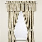 Tommy Bahama® Montauk Drifter Window Curtain Panel Pair and Valance