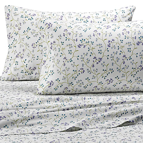 Laura Ashley™ Arietta Twin Sheet Set